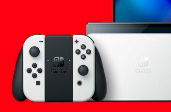Обзор Nintendo Switch OLED. Отличия новой ревизии и кому покупать