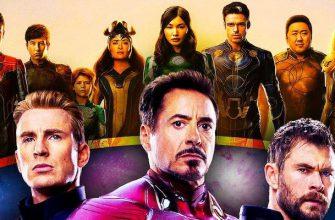 Подтверждено, почему Вечные сильнее Мстителей в киновселенной Marvel